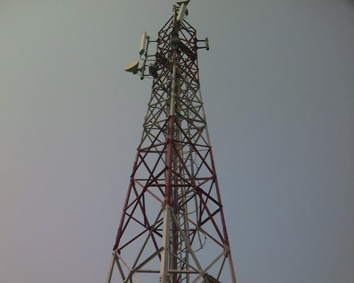 Design, Fabrication and Installation of a 24m NCell Tower